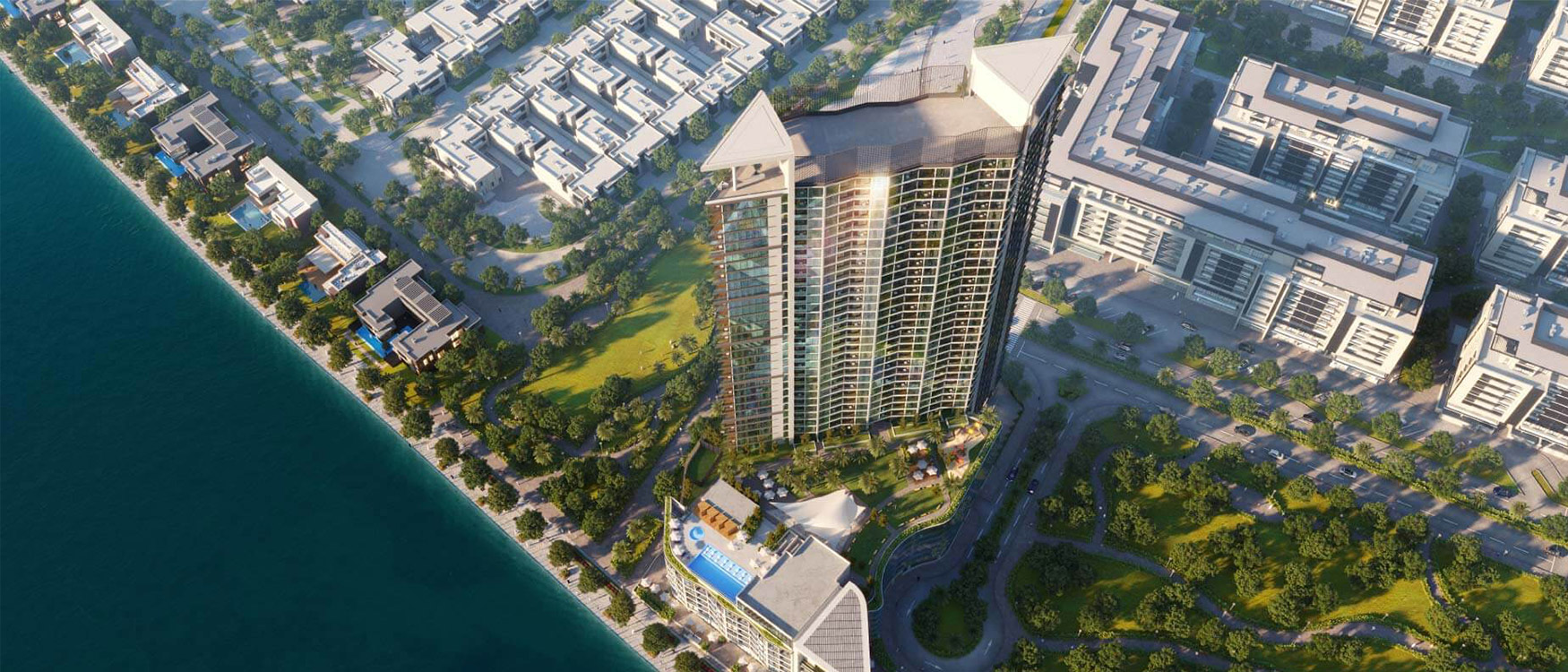 Waves - Water Front Lifestyle