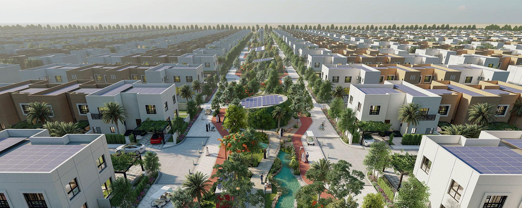 Luxury Villas In Sharjah Sustainable City