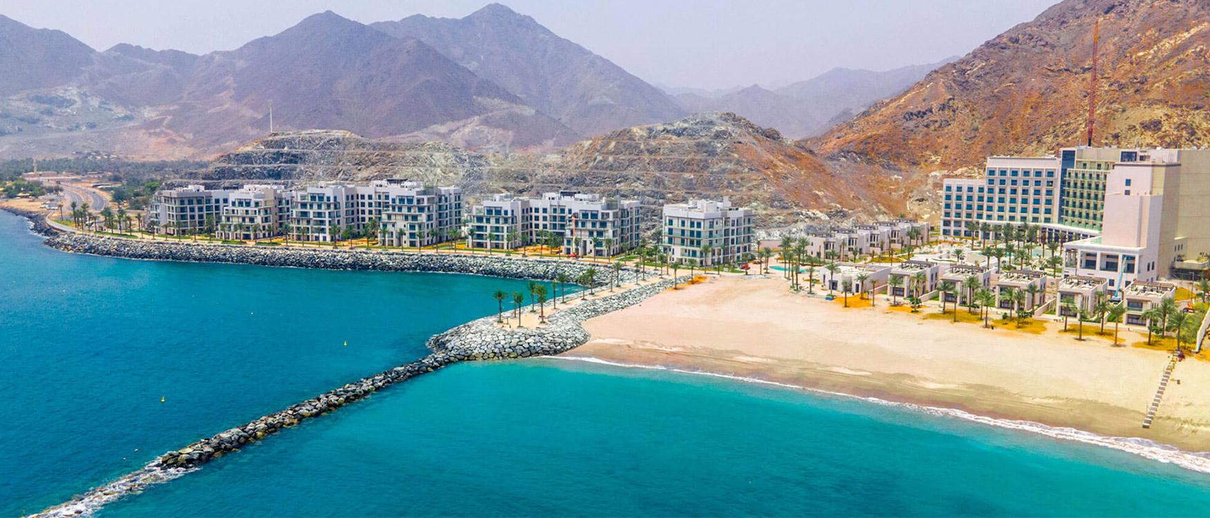 Ready Apartments for Emiratis in Fujairah
