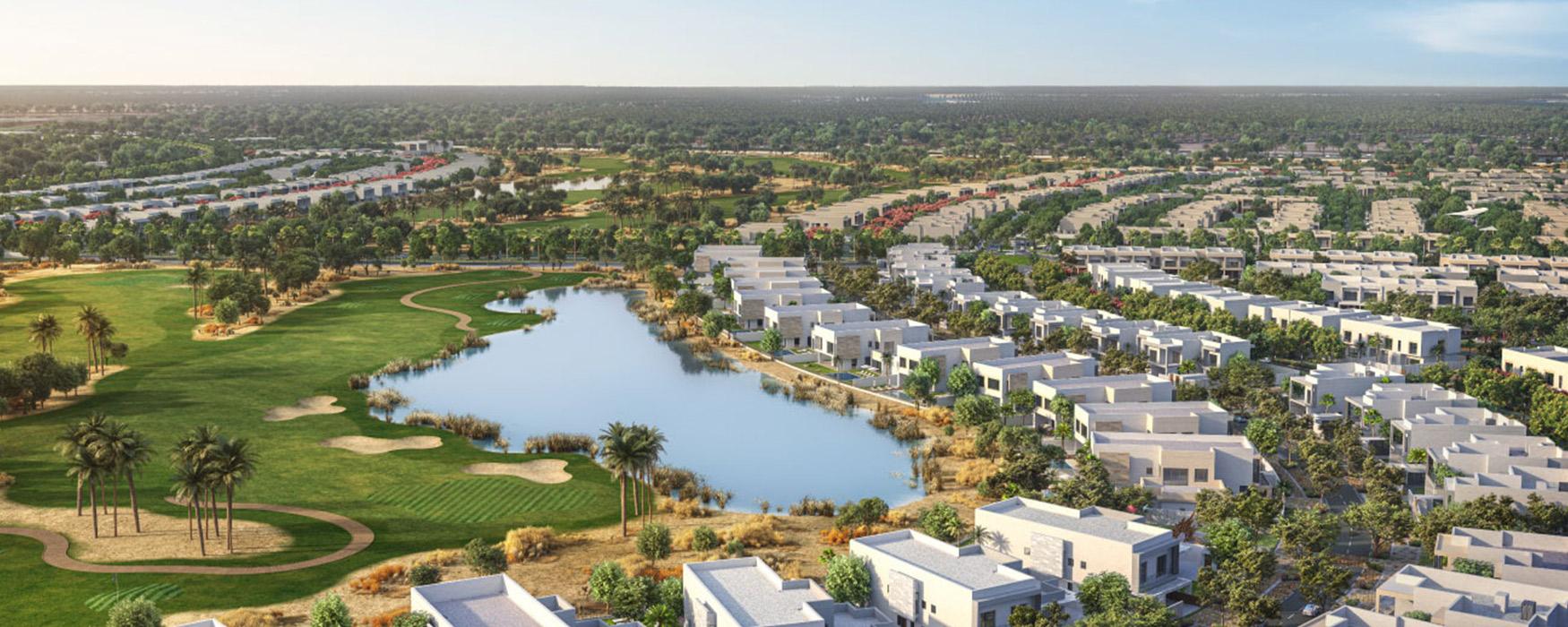 yas acres villas